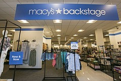Macy's Rolls Out Macy's Backstage Shops