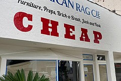 American Rag's Mark Werts To Open Cheap, A New Store