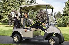 作为高尔夫兴趣繁荣,Kinona欢迎妇女到绿色