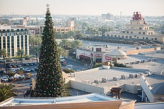 Holiday 2020 at Citadel Outlets to Start With Christmas-Tree Lighting Nov. 14