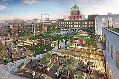 百老汇贸易中心,一个主要的DTLA项目,待售