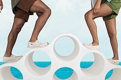 Sanuk凭借其最新的AdverialAsole系列,尚未推出其生态友好的鞋子