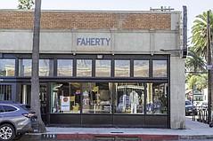 Faherty到Abbot Kinney