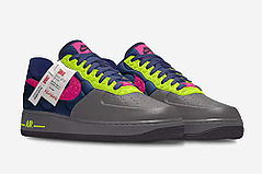 Heritage Nike Styles Receive 3M-Technology Scotchlite and Thinsulate Treatment