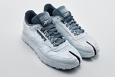 Maison Margiela Makes Sneaker With Reebok