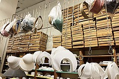 After 81 Years Selling Hat Supplies, Unique DTLA Shop May Close