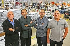 Mohamed Amin Dadabhoy, AST Sportswear Inc. Co-founder, 62