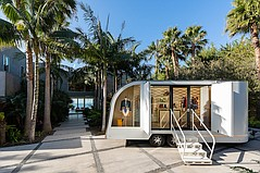 Louis Vuitton Unveils Shop on Wheels, LV By Appointment