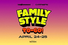 NTWRK Platform and The Hundreds' Family Style Festival to Support LA Restaurants With Virtual Show