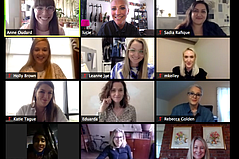 The Women In Denim Wraps Women's History Month With Virtual Discussion