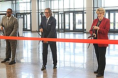 Expo at World Market Center Las Vegas Opens in City's Downtown