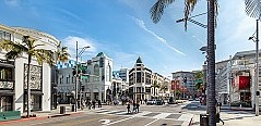 Rodeo Drive Business Booms as COVID-19 Restrictions Ease