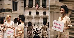 简单的复古,Gofundher团队致力于妇女