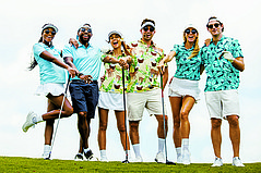 Fashion-Forward Golf Apparel Continues to Become the Standard