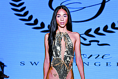At Faena Forum, Miami Swim Week Powered by Art Hearts Fashion Brings the Heat