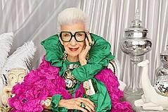 Zenni Celebrates Iris Apfel With Zentennial Collection Marking Icon's 100th Birthday