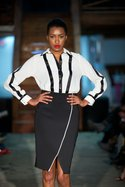 Los Angeles Fashion Council presents Fall 2013  SARINE MARIE