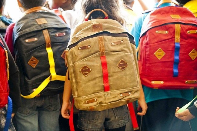 Will Leather Goods' Give Will Foundation backpack giveaway ...