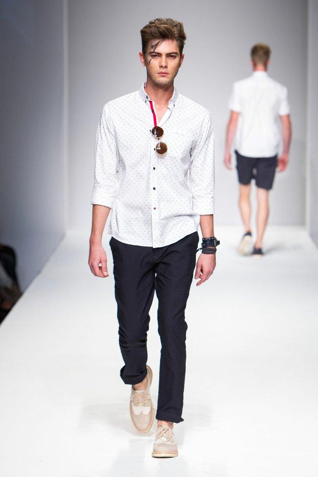 7368a3c5 LA Fashion Week Spring 14: Civil Society Clothing | California ...