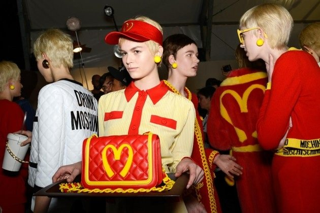 Jeremy Scott X Moschino F14 (photo by Selin Alemdar from BusinessWeek)