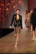 Fashions by FIDM Debut designer Judith Larrea