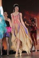 Jazz-themed costumes by FIDM Theatre Costume Design graduates