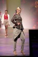 Fashions by FIDM Debut designer Jarret Levin