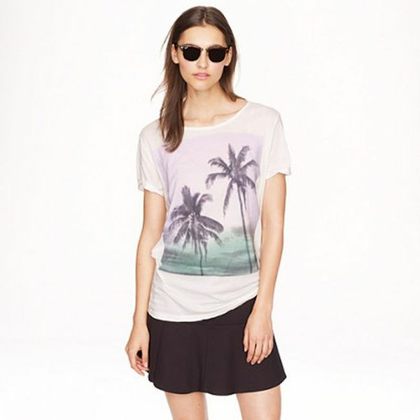 A Sundry for J. Crew look. Image via J. Crew website.