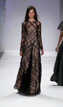 Sep. 5, 2013 | Tadashi Shoji Spring/Summer 2014 Runway Show | Lincoln Center in New York