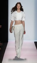 BCBGMaxAzria runway show at Lincoln Center, New York on Sep. 5, 2013 during New York Fashion Week '14 Spring.
