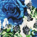 "Textile Secrets International ""Dripping Roses"""
