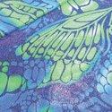 """Pine Crest Fabrics """"Glitter Butterfly Wings"""""""