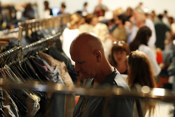 DENIM FOCUS: Kingpins, the boutique trade show focused on all aspects of the denim supply chain, celebrated its 10-year anniversary during the show's July 22–23 run at Skylight Clarkson Square in New York.