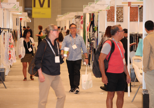 Texworld USA, July 2014