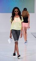 Toxic Sadie bikini top, HOM T-shirt and Bermuda short