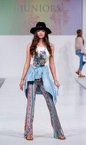 La Mamba tank, Living Doll flare, My Michelle shirt, LA Double 7 hat
