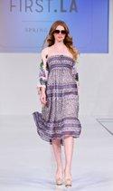 Love Sadie kimono, Boemo dress