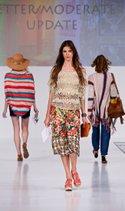 Mel & Mo top, Figueroa & Flower skirt