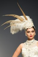 Sue Wong Spring 2015 at Style Fashion Week (photo by Volker Corell)