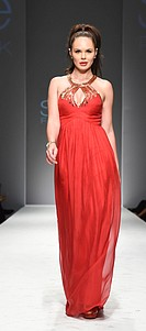 Go Red Celebrity Red Dress Runway Show