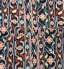 "Textile Secrets International Inc. ""Ikat Stripe"""
