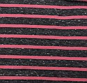 "Asher Fabric Concepts/Shalom B LLC #PCRJ10-ST ""Vintage Onyx Stripe Jersey"""