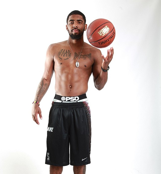 Cavaliers Player Kyrie Irving Designing For La Underwear