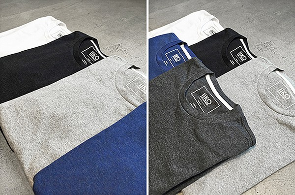 IIKO KICKSTART: MyDyer launched IIKO, a collection of T-shirts made from Recover, through a Kickstarter campaign.