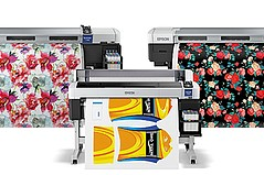 Epson's New Sublimation Printer and Ink Designed With Fashion in Mind