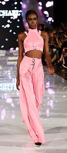 LA Fashion Week Spring '16: Ashton Michael runway show