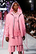 Ashton Michael presents his line at Union Station during LAFW Oct. 10th 2015