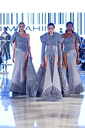 IIMUAHII bring their designs to the runway at Union Station during LAFW Oct.10th 2015.