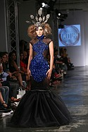Adolfo Sanchez designs on the runway at Style Fashion Week during LAFW Oct. 15th 2015.