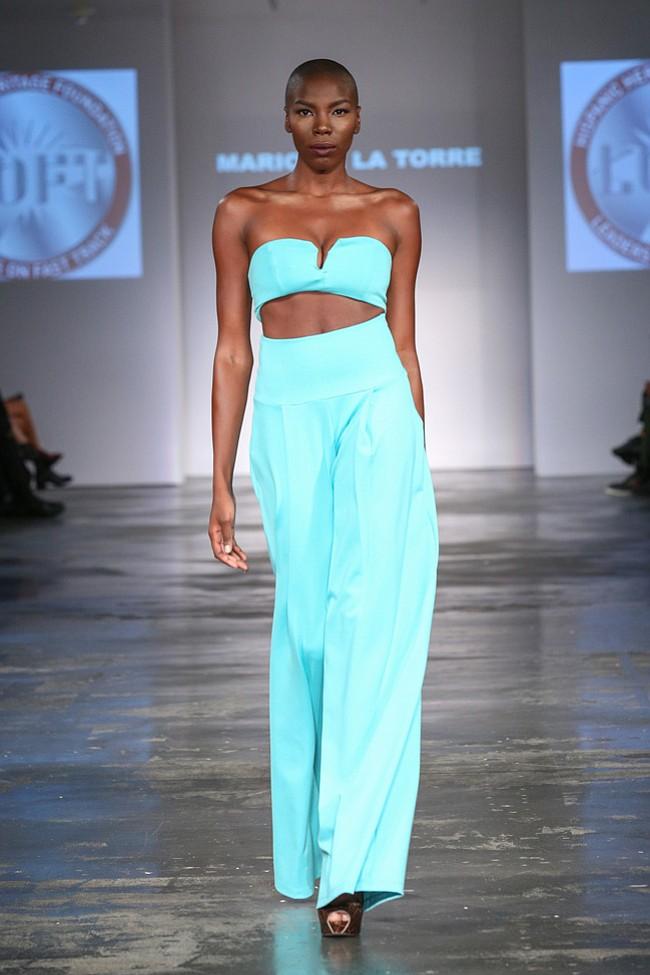 La Fashion Week Spring 16 Mario De La Torre Runway Show California Apparel News